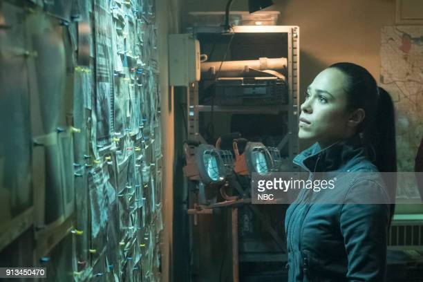 Episode 207 -- Pictured: Jessica Camacho as Santana --