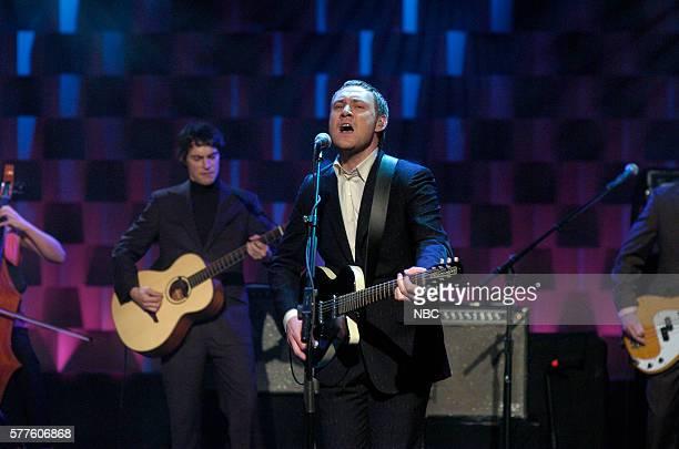 Musicians David Kitt and David Gray