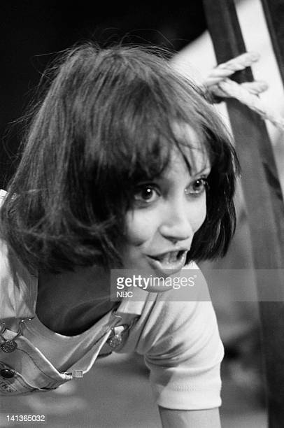 Episode 21 -- Pictured: Shelley Duvall as Moonie during the 'Night Of The Moonies' skit on May 14, 1977 -- Photo by: NBCU Photo Bank