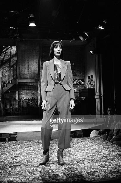Episode 21 -- Pictured: Shelley Duvall on May 14, 1977 -- Photo by: NBCU Photo Bank