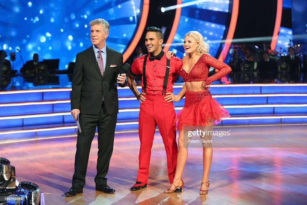 "ABC's ""Dancing With the Stars"" - Season 21 - Week One : News Photo"