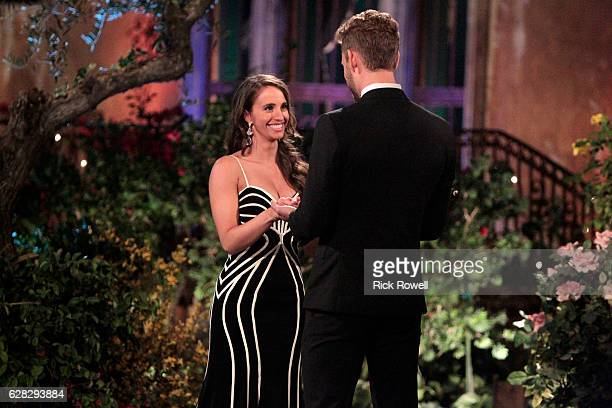 THE BACHELOR Episode 2101 What do a dolphinloving woman a successful businesswoman who runs her parents multimillion dollar flooring empire a...