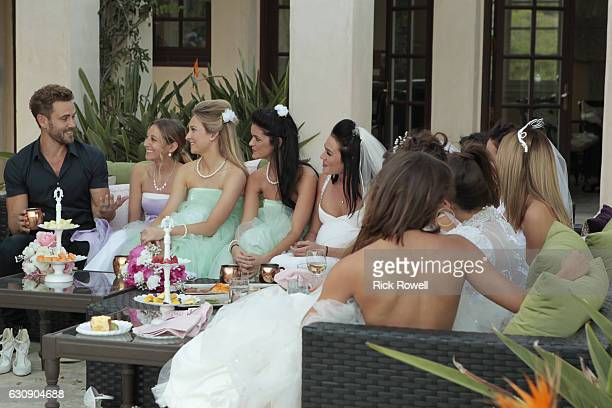 THE BACHELOR 'Episode 2102' As Nick continues his search for love with the 22 remaining beautiful bachelorettes Liz is particularly anxious she is...