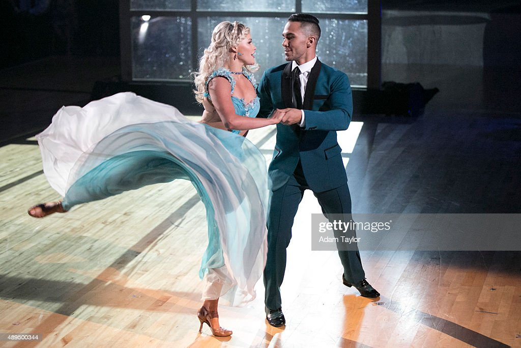 "ABC's ""Dancing With the Stars"" - Season 21 - Week Two : News Photo"