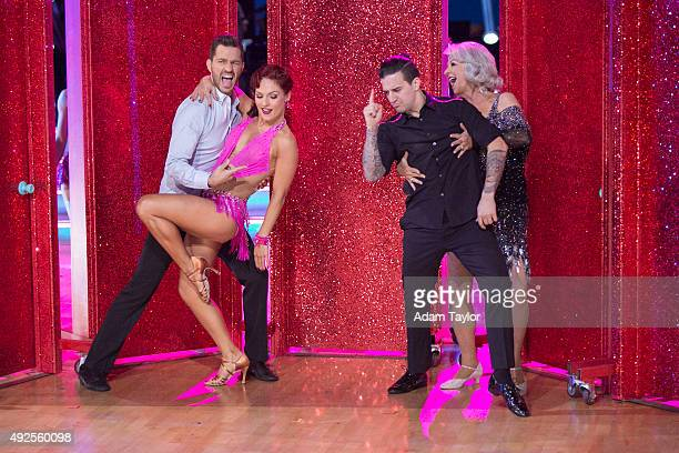 STARS Episode 2105 Fan engagement through social media has helped to switch up the nine remaining couples Celebrities and professional dancers...