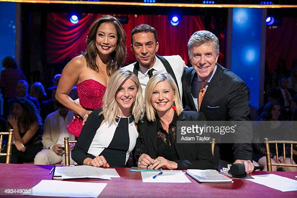 STARS Episode 2106 The remaining nine celebrities returned to their original professional dance partners to tackle Famous Dances Night on MONDAY...