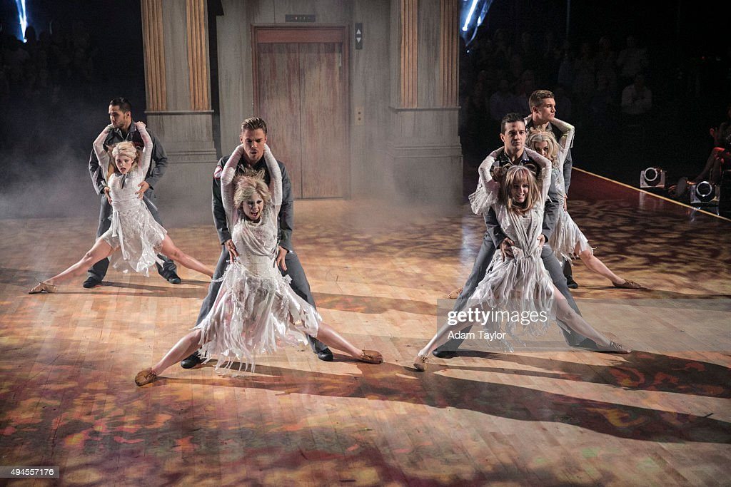 "ABC's ""Dancing With the Stars"" - Season 21 - Week Seven : News Photo"