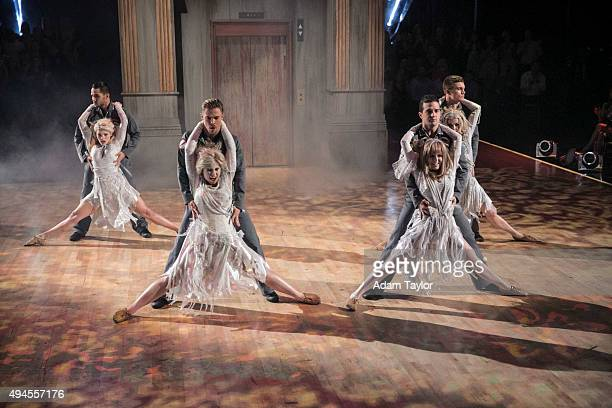 STARS Episode 2107 Dancing with the Stars treated viewers to a thrilling 'spooktacular' night filled with scary and chilling performances on MONDAY...