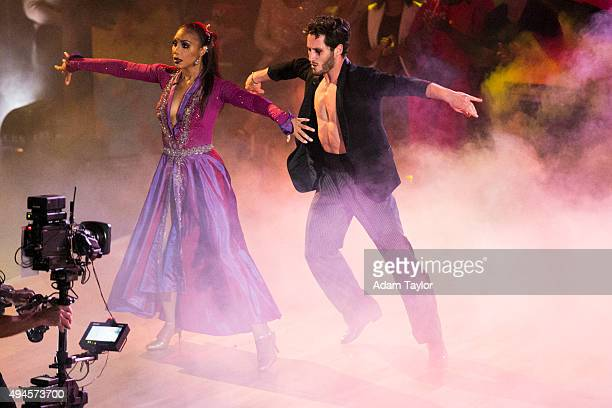 STARS 'Episode 2107' 'Dancing with the Stars' treated viewers to a thrilling 'spooktacular' night filled with scary and chilling performances on...