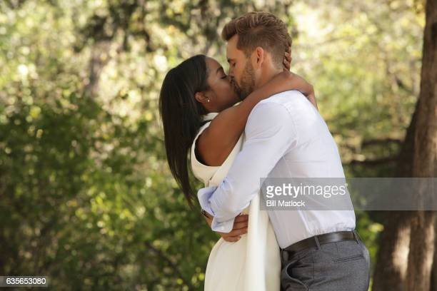 THE BACHELOR 'Episode 2108' Corinne Rachel Raven and Vanessa are left in Bimini still shocked that Nick sent Kristina home before the rose ceremony...