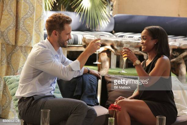 THE BACHELOR Episode 2108 Corinne Rachel Raven and Vanessa are left in Bimini still shocked that Nick sent Kristina home before the rose ceremony...