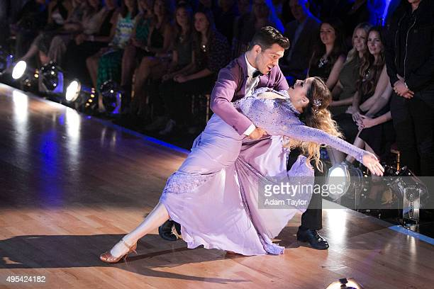"""Episode 2108"""" - The """"Dancing with the Stars"""" celebrities paid tribute to influential figures in their lives on MONDAY, NOVEMBER 2 . The dance styles..."""