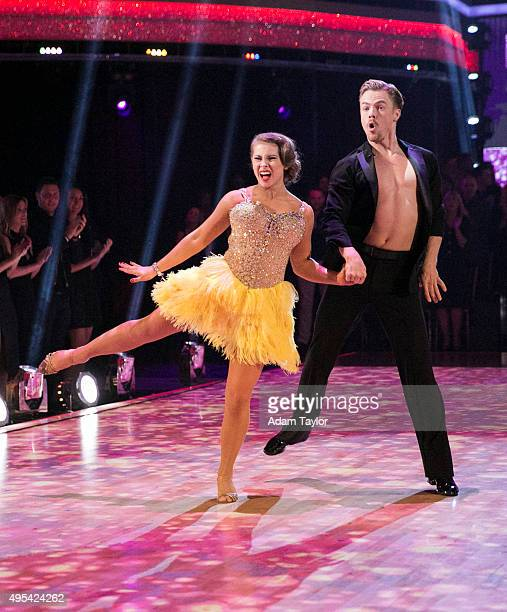 STARS 'Episode 2108' The 'Dancing with the Stars' celebrities paid tribute to influential figures in their lives on MONDAY NOVEMBER 2 The dance...