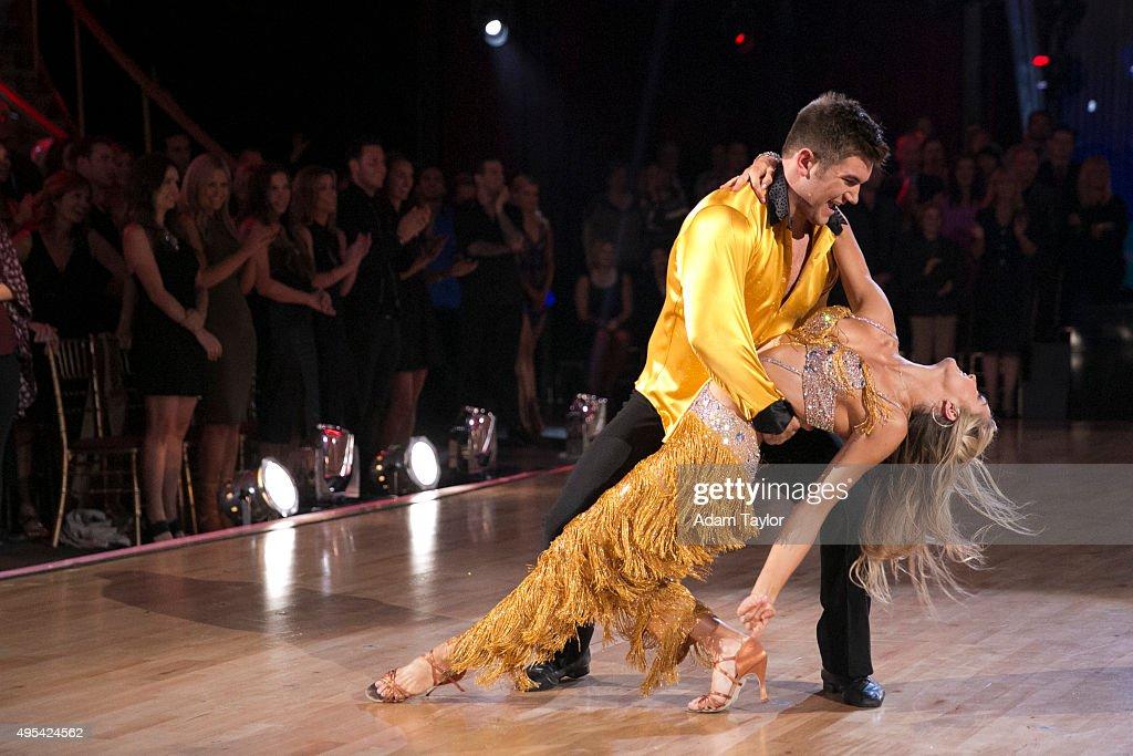 "ABC's ""Dancing With the Stars"" - Season 21 - Week Eight : News Photo"
