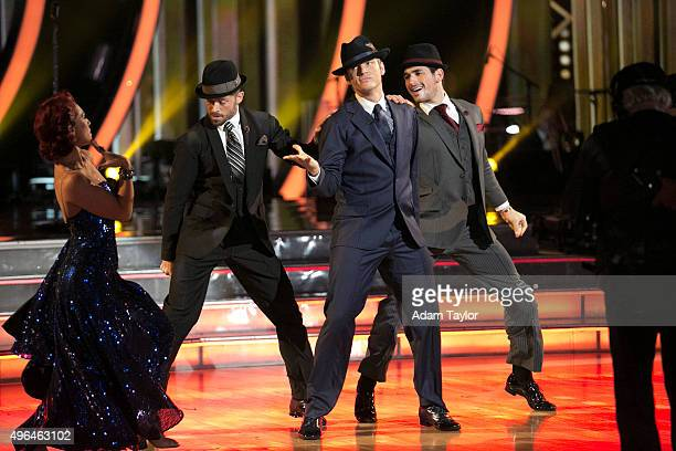"""Episode 2109"""" - This week the six remaining """"Dancing with the Stars"""" couples performed two show-stopping dances on MONDAY, NOVEMBER 9 . For the first..."""
