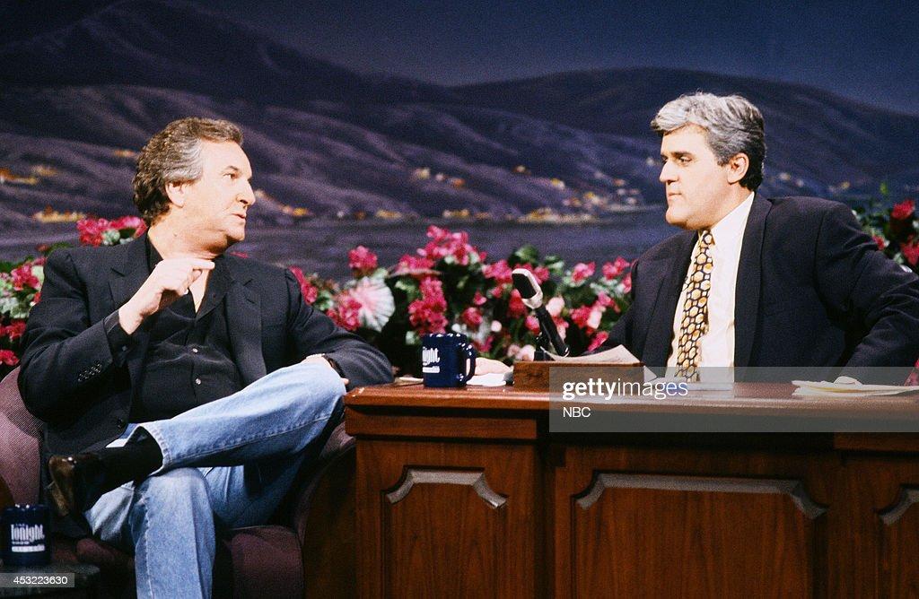 The Tonight Show with Jay Leno - Season 1 : News Photo