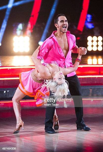 STARS Episode 2110 Four remaining couples advanced to the SEMIFINALS on Dancing with the Stars on MONDAY NOVEMBER 16 For the first time in Dancing...
