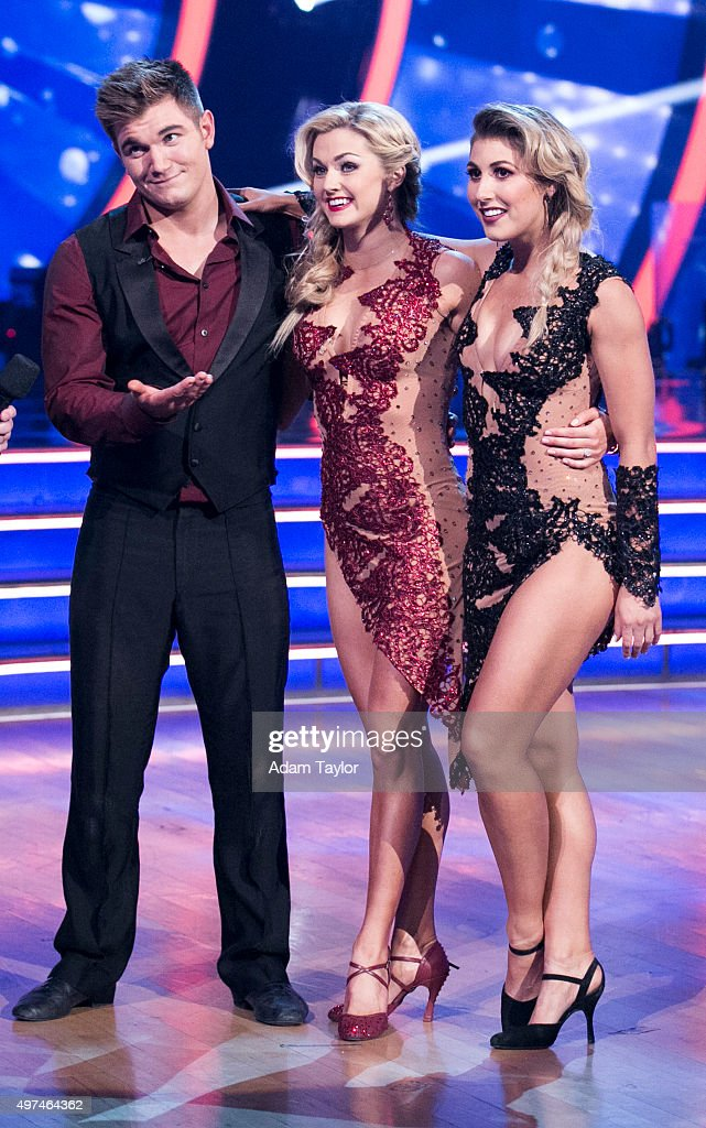 "ABC's ""Dancing With the Stars"" - Season 21 - The Semi-Finals"