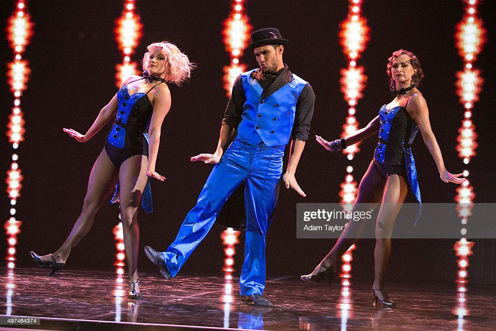 "ABC's ""Dancing With the Stars"" - Season 21 - The Semi-Finals : News Photo"
