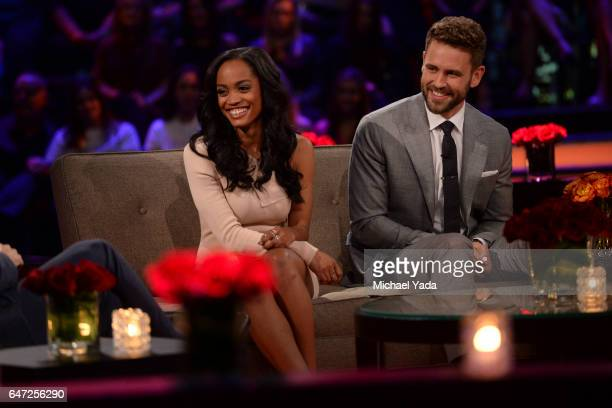 THE BACHELOR 'Episode 2111 The Women Tell All' Tempers flare and there are plenty of fireworks as 19 of the most memorable women this season are back...