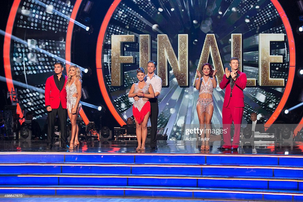 "ABC's ""Dancing With the Stars"" - Season 21 - Finale - Day Two"