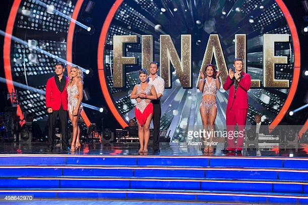 STARS 'Episode 2111A' In the twohour season finale on TUESDAY NOVEMBER 24 the three finalists advanced to the final stage of the competition In the...