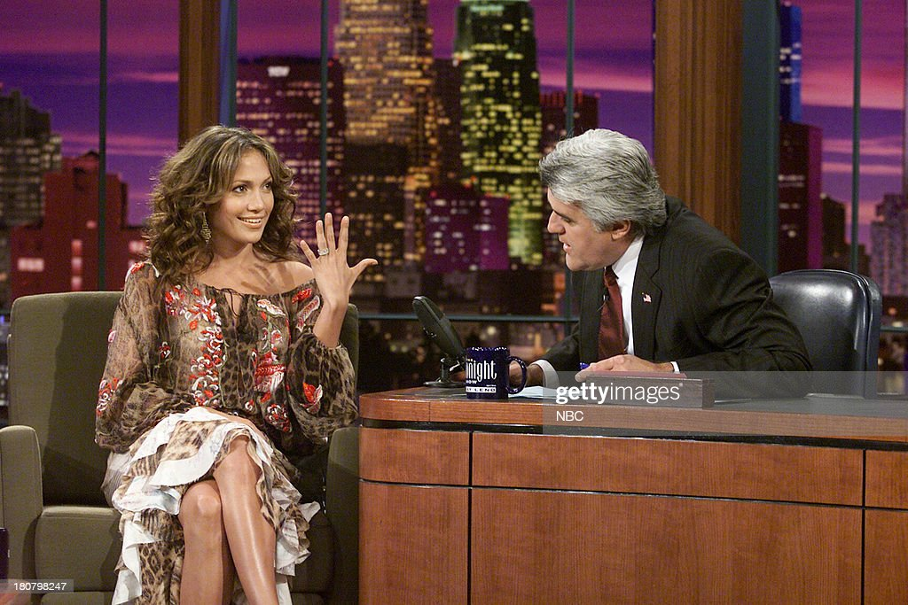 The Tonight Show with Jay Leno - Season 10 : News Photo