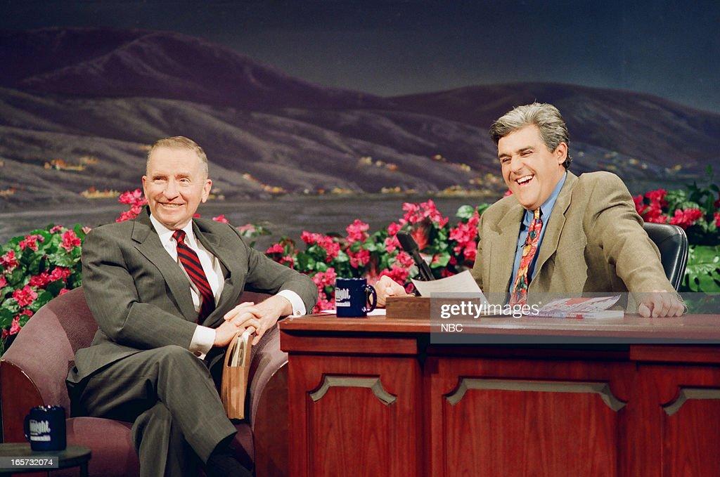 """NBC's """"The Tonight Show with Jay Leno"""" - Season 1"""