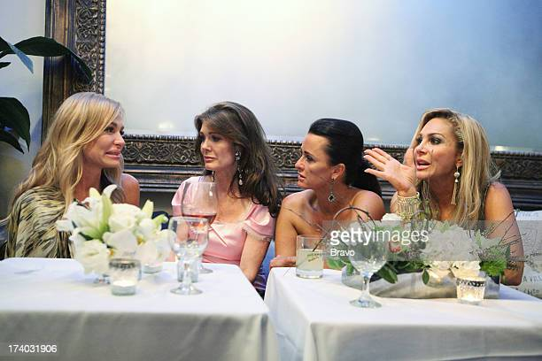 HILLS Episode 219 Night of a Thousand Surprises Pictured Taylor Armstrong Lisa Vanderpump Kyle Richards Adrienne Maloof