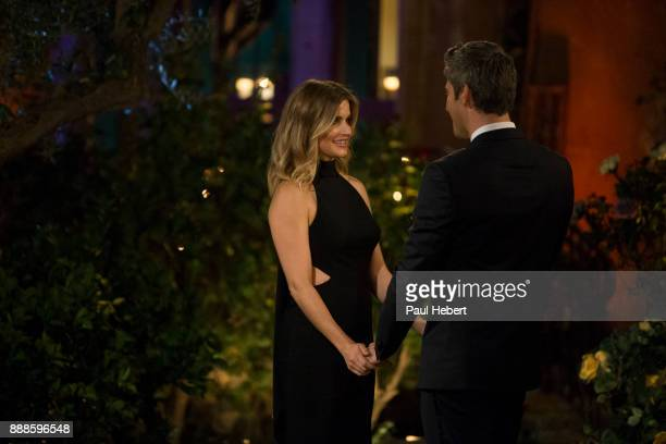 THE BACHELOR Episode 2201 What do a quirky cute set decorator who has a thing for taxidermy death and zombies a Yale graduate with the business...