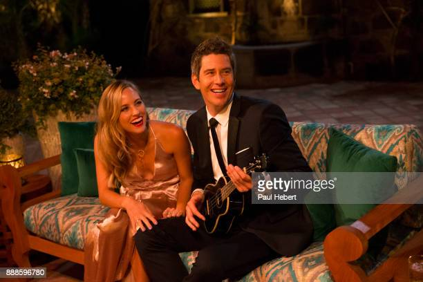 THE BACHELOR 'Episode 2201' What do a quirky cute set decorator who has a thing for taxidermy death and zombies a Yale graduate with the business...