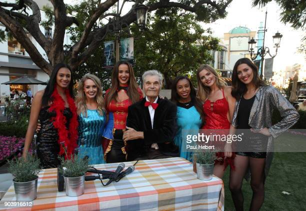 THE BACHELOR Episode 2203 As the charming race car driver intensifies his search for his soul mate among the 18 remaining women Arie selects eight...