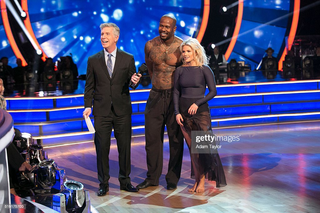 "ABC's ""Dancing With the Stars"": Season 22 - Week Three"
