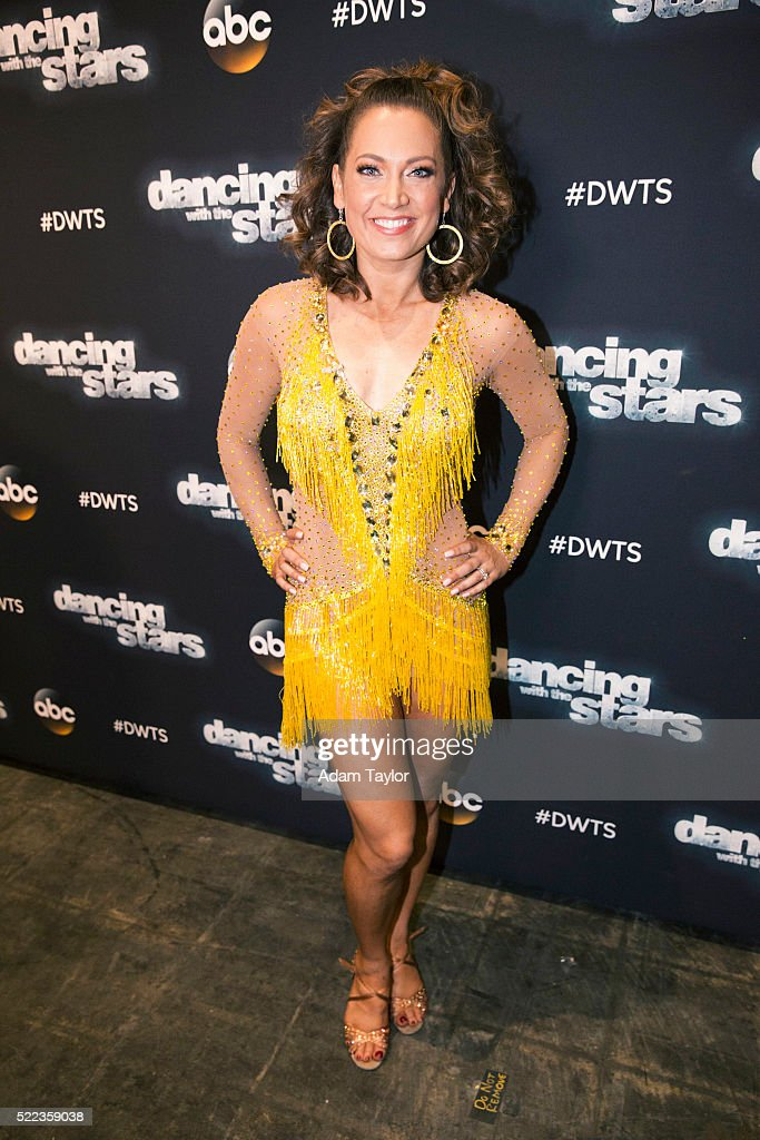 ABC's 'Dancing With the Stars': Season 22 - Week Five : News Photo