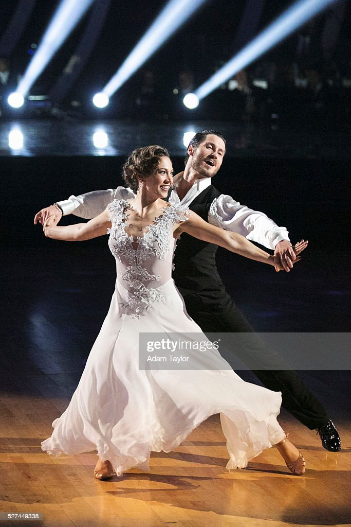 "ABC's ""Dancing With the Stars"": Season 22 - Week Seven : News Photo"