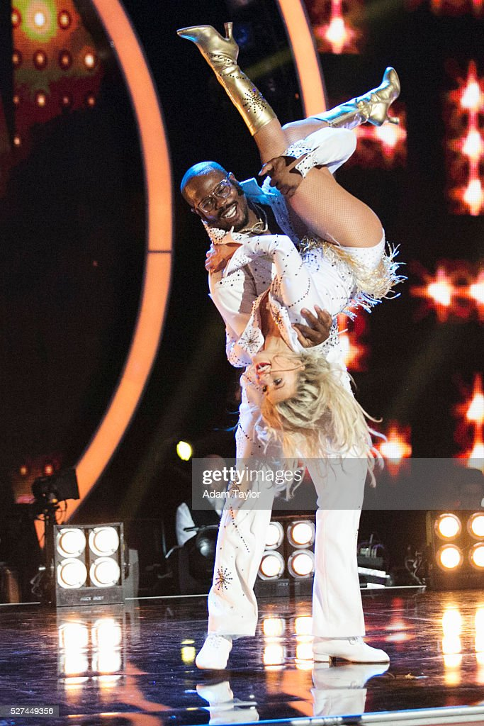 "ABC's ""Dancing With the Stars"": Season 22 - Week Seven : News Photo"