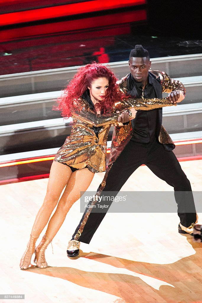 ABC's 'Dancing With the Stars': Season 22 - Week Seven : News Photo