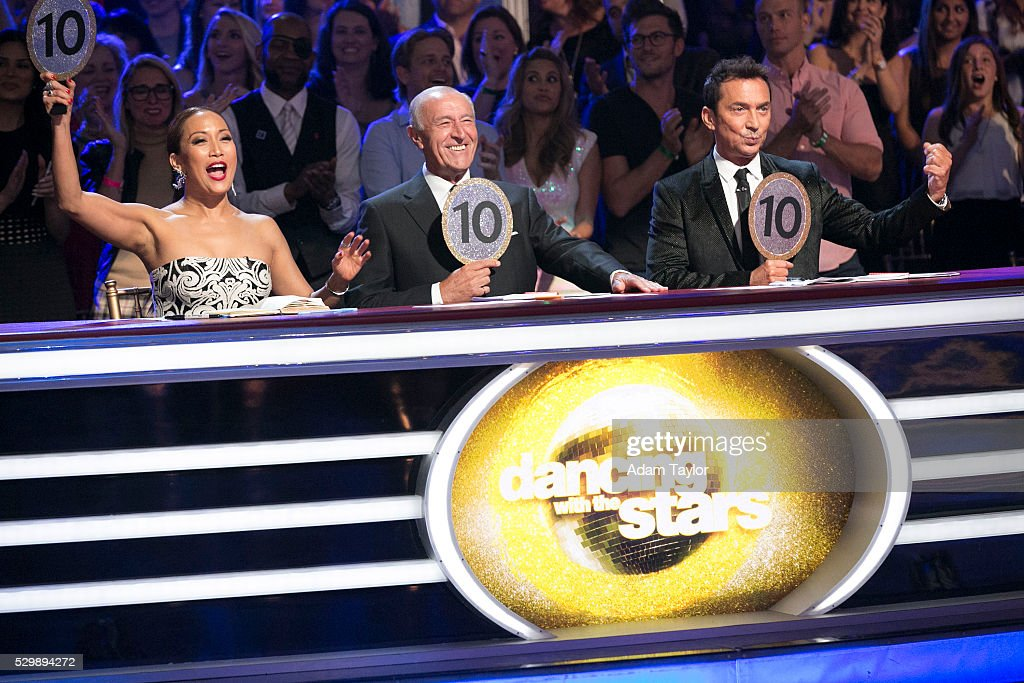 "ABC's ""Dancing With the Stars"": Season 22 - Week Eight"