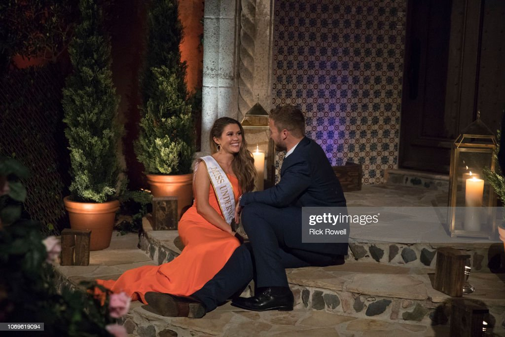 "ABC's ""The Bachelor"" - Season 23 : News Photo"