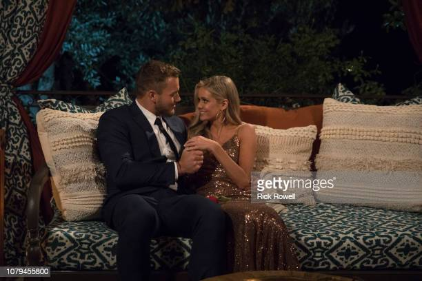 THE BACHELOR Episode 2301 What does a pageant star who calls herself the hotmess express a confident Nigerian beauty with a loudandproud personality...