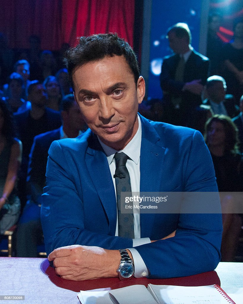 STARS - 'Episode 2302' - The 13 celebrities get ready to dance to some of their favorite TV theme songs as TV Night comes to 'Dancing with the Stars,' live, MONDAY, SEPTEMBER 19 (8:00-10:01 p.m. EDT), on the ABC Television Network. BRUNO