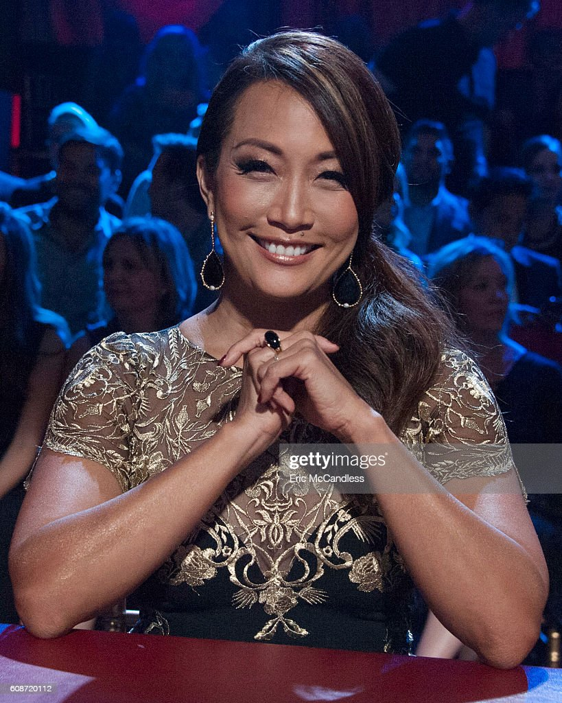 STARS - 'Episode 2302' - The 13 celebrities get ready to dance to some of their favorite TV theme songs as TV Night comes to 'Dancing with the Stars,' live, MONDAY, SEPTEMBER 19 (8:00-10:01 p.m. EDT), on the ABC Television Network. CARRIE