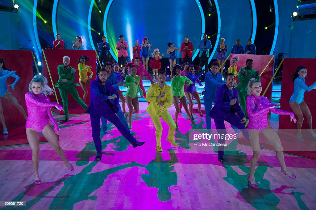ABC's 'Dancing With the Stars': Season 23 - Week Two: The Results : News Photo