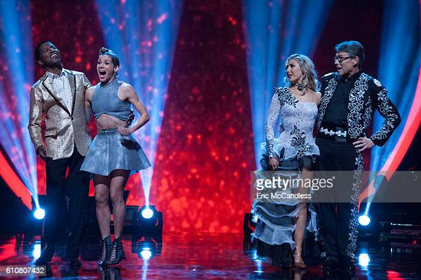 STARS 'Episode 2303A' The second elimination of the season will take place on 'Dancing with the Stars The Results' live TUESDAY SEPTEMBER 27 on the...