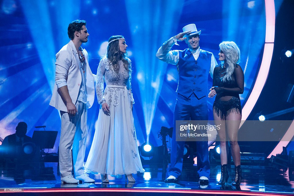 STARS - 'Episode 2304A' - The third elimination of the season will take place on 'Dancing with the Stars: The Results,' live, TUESDAY, OCTOBER 4 (8:00-9:00 p.m. EDT), on the ABC Television Network. GLEB