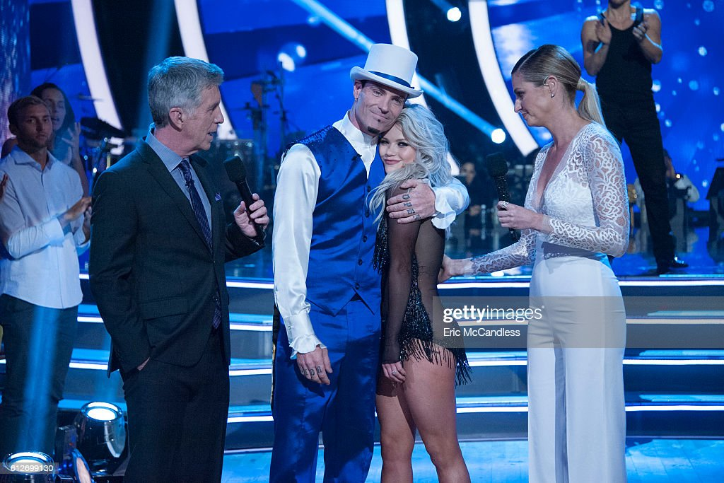 STARS - 'Episode 2304A' - The third elimination of the season will take place on 'Dancing with the Stars: The Results,' live, TUESDAY, OCTOBER 4 (8:00-9:00 p.m. EDT), on the ABC Television Network. TOM