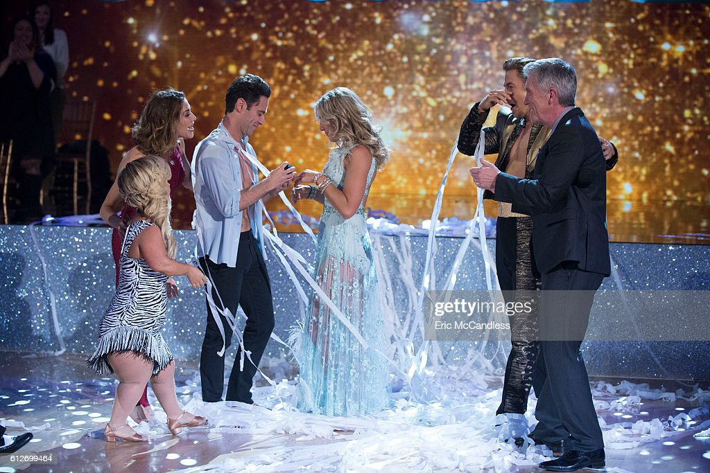 STARS - 'Episode 2304A' - The third elimination of the season will take place on 'Dancing with the Stars: The Results,' live, TUESDAY, OCTOBER 4 (8:00-9:00 p.m. EDT), on the ABC Television Network. TERRA