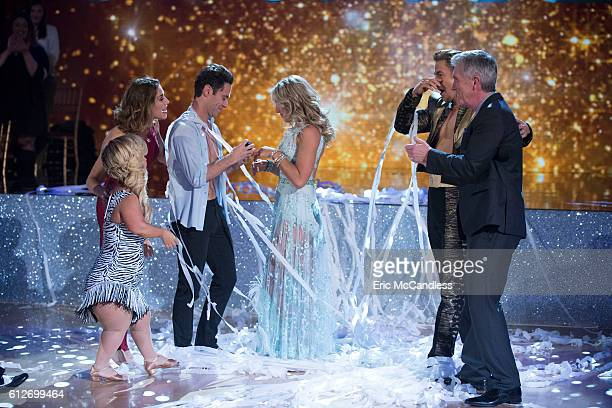 STARS 'Episode 2304A' The third elimination of the season will take place on 'Dancing with the Stars The Results' live TUESDAY OCTOBER 4 on the ABC...