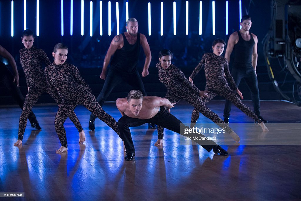 STARS - 'Episode 2304A' - The third elimination of the season will take place on 'Dancing with the Stars: The Results,' live, TUESDAY, OCTOBER 4 (8:00-9:00 p.m. EDT), on the ABC Television Network. DEREK