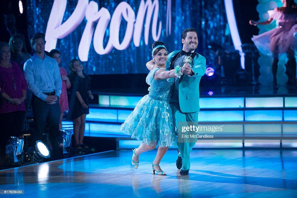 "ABC's ""Dancing With the Stars"": Season 23 - Week Seven : News Photo"